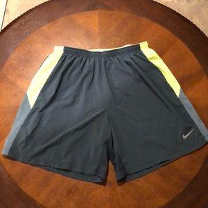 Nike Dri Fit Running Shorts XL